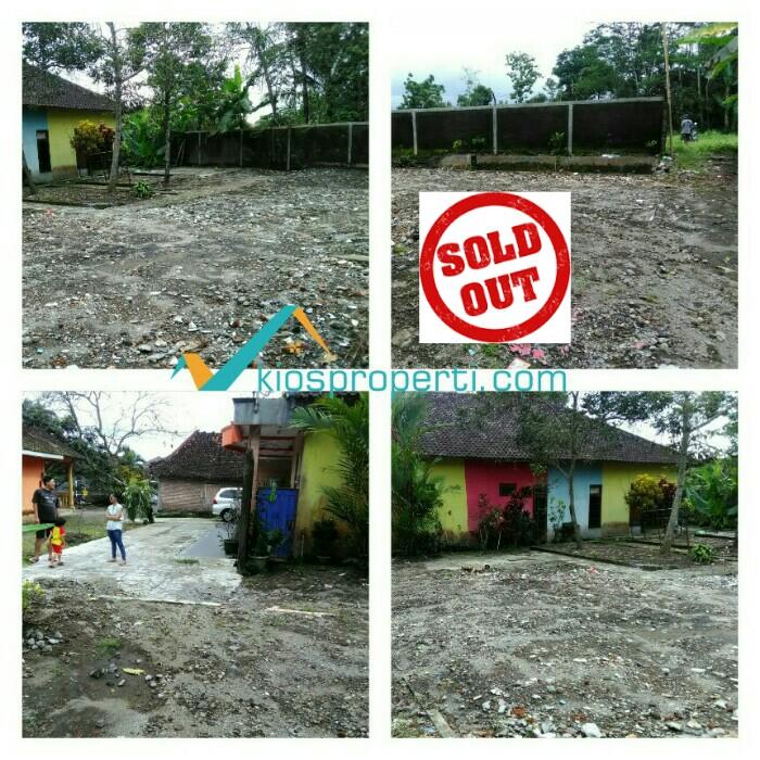 Tanah Area Gentan Jalan Kaliurang Km 10 Sleman Jogja
