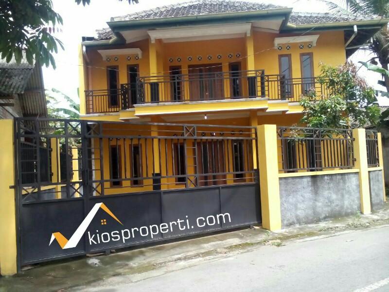 Rumah Kos Lingkungan Kampus Universitas Muhammadiyah Yogyakarta