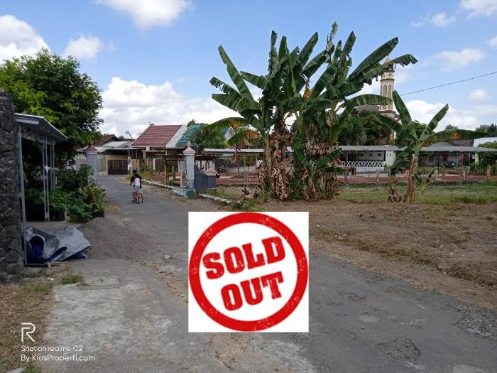Tanah Kavling Bagus Depan SDIT BIAS Jalan Kaliurang Yogyakarta