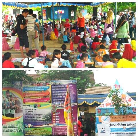 Kios Properti Hadir Dalam  Acara Market Day Even SDIT SALSABILA Yogyakarta
