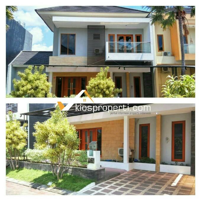 Rumah Mewah Kawasan Perumahan Elite Pondok Permai Babarsari Yogyakarta