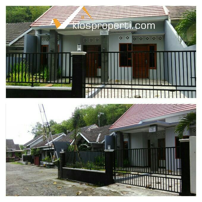 Rumah Cantik Type 54/137 Lokasi Selatan Kampus UMY