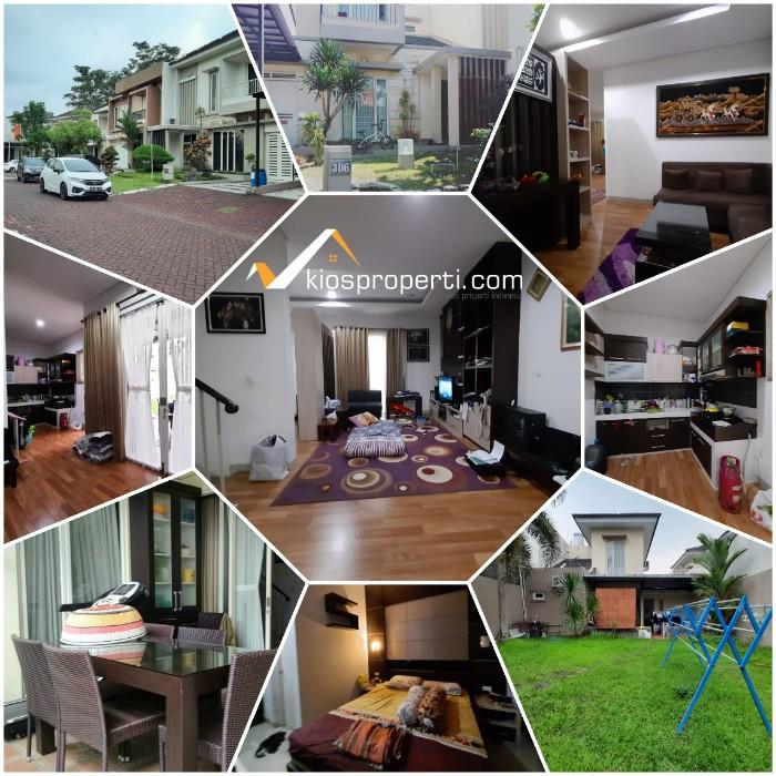 Rumah Elite Perumahan Green Hill Sleman Yogyakarta