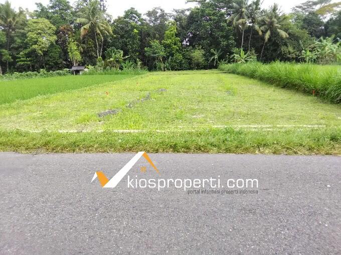 Tanah Kavling Strategis Rejodani Sleman Jalan Palagan Km 10 Yogyakarta