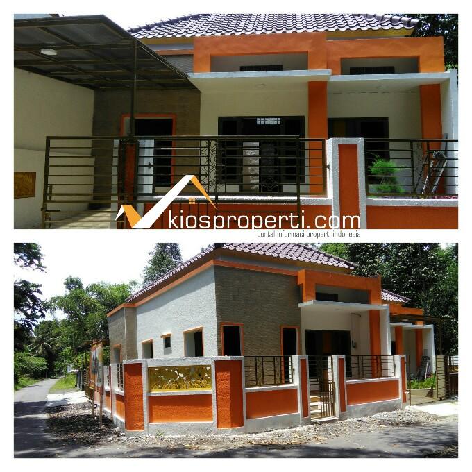 Hunian Asri Jogja Griya Tanjungsari Sleman Dekat Universitas Islam Indonesia
