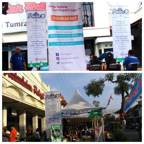 Ramadhan Expo Pasar OLX Jogja dan KR Group