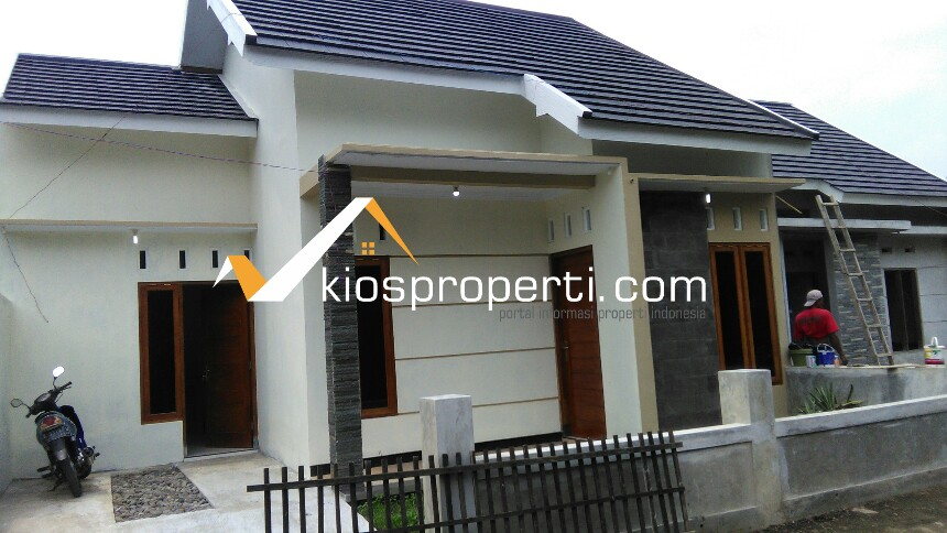 Rumah Minimalis Modern Jl. Wates Km 9 Yogyakarta