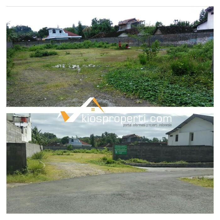Tanah 1300 M² Area Kampus UMY Ringroad Selatan Yogyakarta