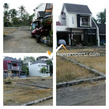 Tanah Kavling Istimewa Maguwo Sleman Dekat Kawasan Jogja Bay Waterpark