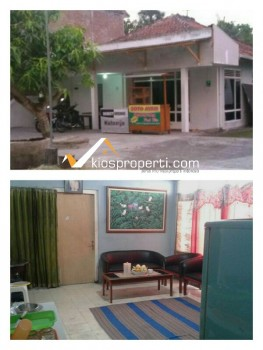 Rumah Strategis Jalan Parangtritis Km 6 Dekat Kampus ISI Yogyakarta
