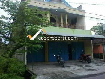 Rumah 2 Lantai Luas & Ada Ruang Usahanya Di Klaten Selatan