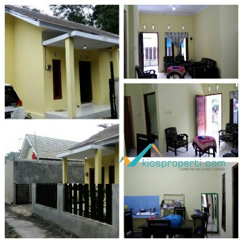 Rumah Dijual Murah Type 45/105 Bimomartani Ngemplak Sleman