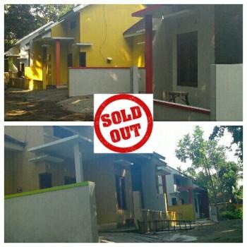 Rumah Kavling Murah Type 50 Jl. Godean Km 10 Yogyakarta