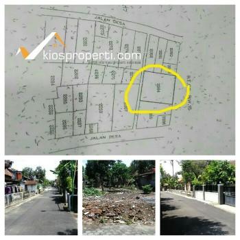 Dijual Murah Tanah Tirtoadi Mlati Sleman Jogja Dekat Kampus UTY