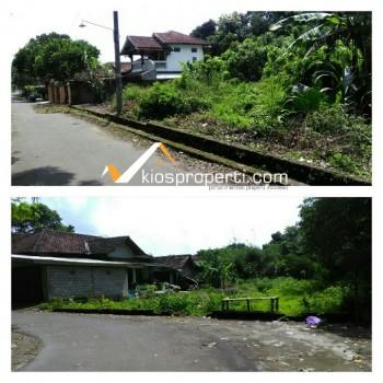 Tanah Luas Strategis Area Jl. Kaliurang Km 13 Jogja Bagus Buat Kavling Perumahan