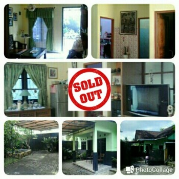 Rumah Luas, Sejuk & Asri Di Jl. Kaliurang Km 12 Sleman Yogyakarta