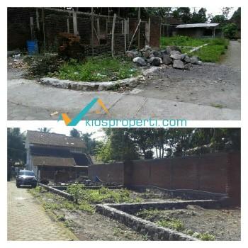 Tanah Kavling Dekat Area Kantor Pemda Dan Pasar Sleman Jogja