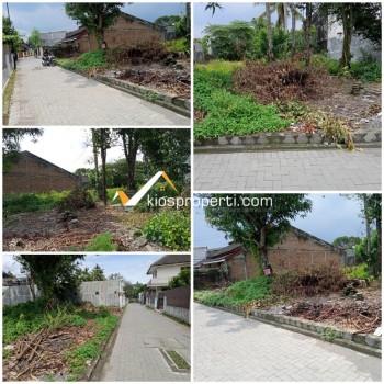Tanah Murah Luas 581 Jalan Anggajaya Condongcatur Depok Sleman