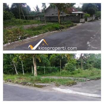 Tanah Hook Strategis Barat Kampus UII Jalan Kaliurang Yogyakarta