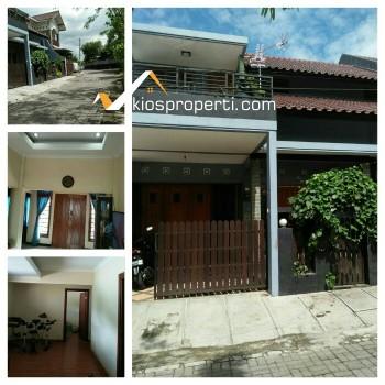Rumah 2 Lantai Dekat Jalan Damai Dan Palagan Yogyakarta
